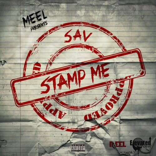 Stamp Me cover art