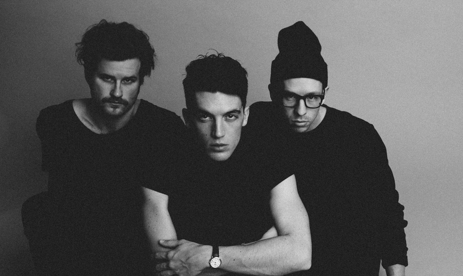 LA based indie-rockers LANY discuss touring, 'Make Out' EP and more