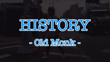 """PREMIERE: Old Monk share video for """"History"""""""