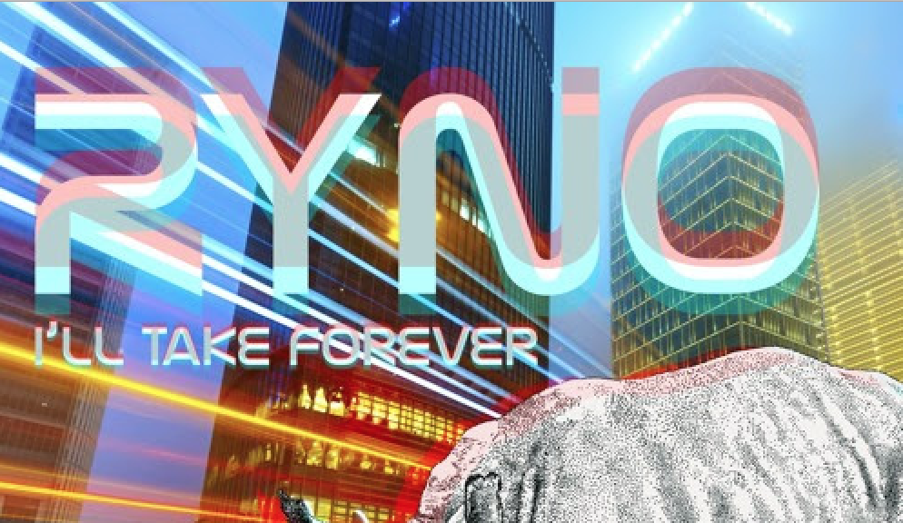 "NYC electro-pop rocker RYNO premieres ""I'll Take Forever"""