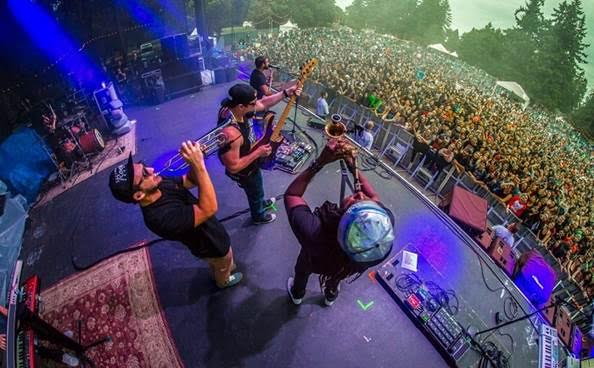 California reggae rockers Rebelution talk forthcoming 'Falling Into Place' LP