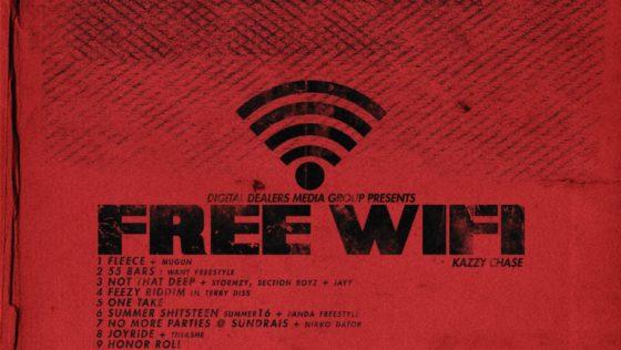 """Las Vegas: Kazzy Chase – """"Free WiFi"""""""