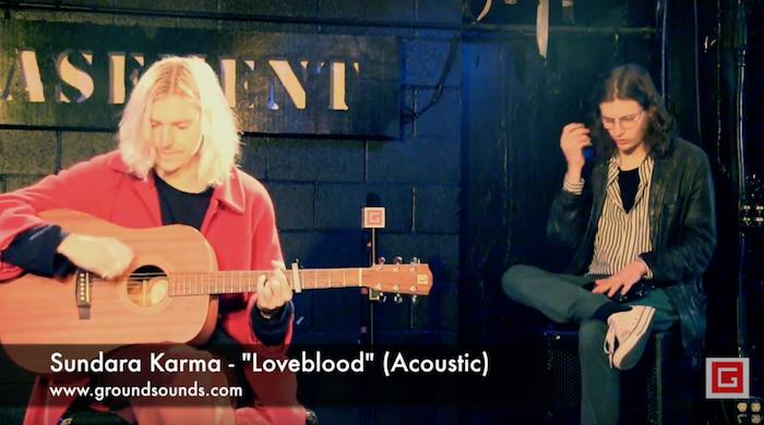 """Sundara Karma – """"Loveblood"""" (Live Acoustic)"""
