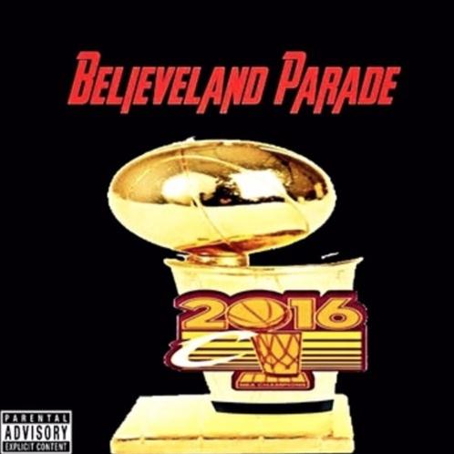 """Cleveland: Albus Deo – """"Believeland Parade"""""""